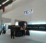 Izdelava osvetljenega logotipa TEM