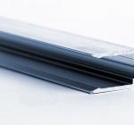 Zaključni ALU U profil za plošče debeline 10 mm