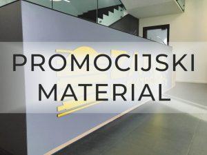 Promocijski material